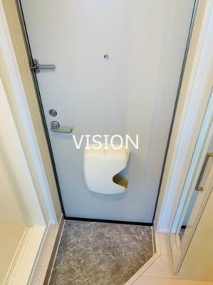 【玄関】ハーモニーテラス根岸Ⅳ
