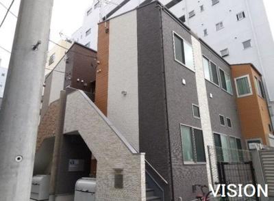 【外観】ハーモニーテラス根岸Ⅳ