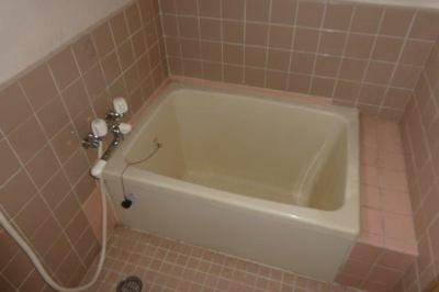 【浴室】西阿知町西原内海貸家