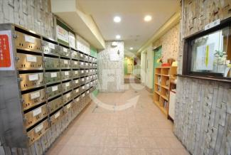 ファンターナ上本町 メールbox