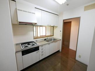 【キッチン】ロジェ長野448一号棟