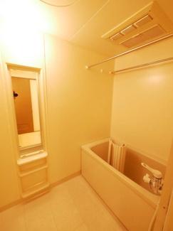 【浴室】ロジェ長野448一号棟