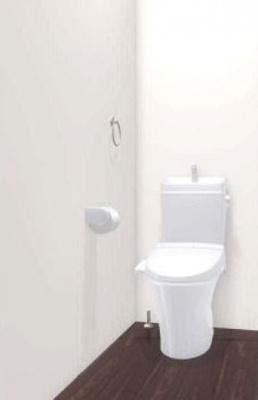【トイレ】(仮称)浜田本町コート