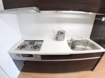 キッチンの写真です♪ キッチンもとてもきれいですよ♪