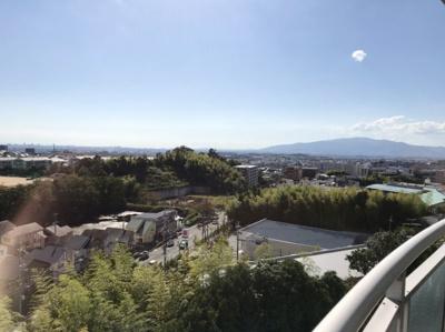 バルコニーからの景色です♪ 本物件は9階ですので眺望も良好ですよ♪