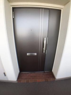 玄関の写真です♪