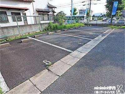 【駐車場】ビレッジハウス山本