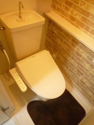 【トイレ】ホワイトプラザ
