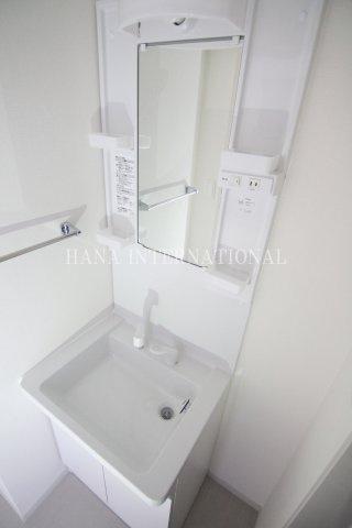 【独立洗面台】グレイス高野Ⅱ