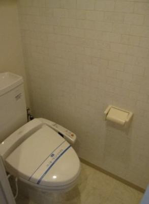 【トイレ】ヴィラージュオリオン