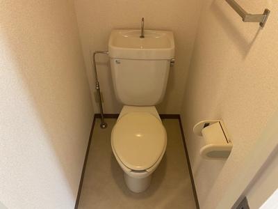 【トイレ】ヴェールフォンセ