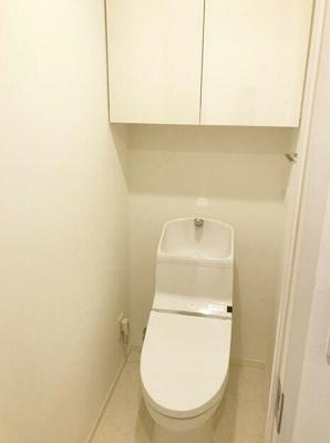 【トイレ】パークアクシス築地