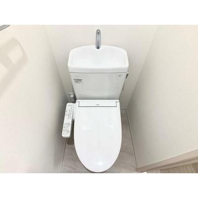 【トイレ】プライマル月島(プライマルツキシマ)