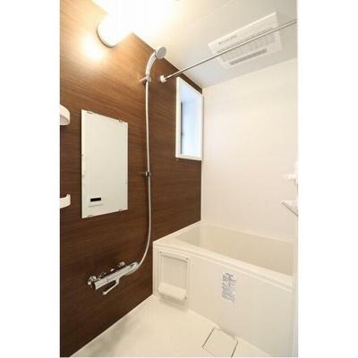 【浴室】リバーレ日本橋三越前