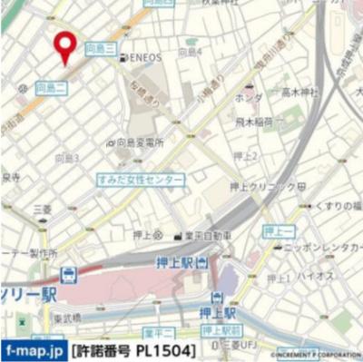 【地図】アルテシモ トランザ