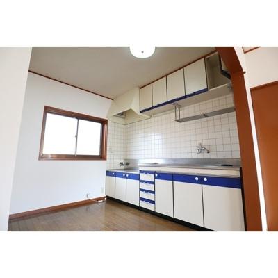 【キッチン】サンハイツ丹波島 B棟