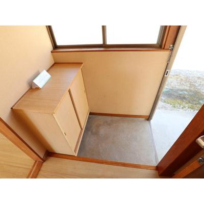 【玄関】フクジマアパート