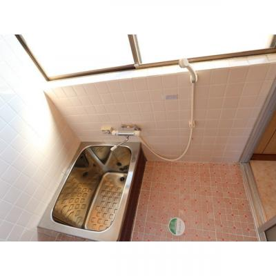 【浴室】フクジマアパート