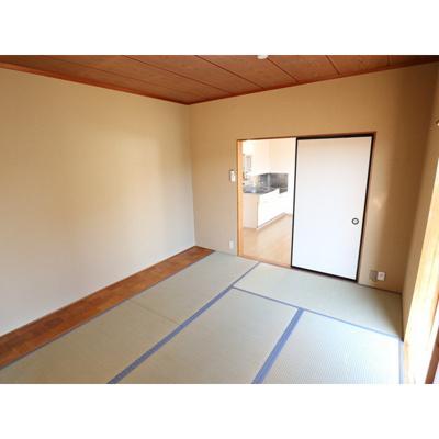 【居間・リビング】フクジマアパート