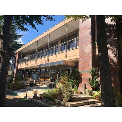 図書館「長野市立南部図書館まで1114m」