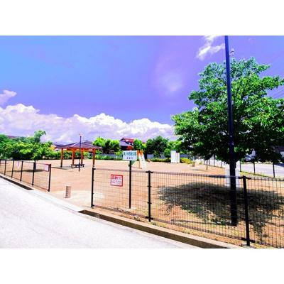 公園「篠ノ井西公園まで1761m」