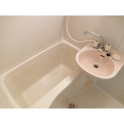 【浴室】ハイムけやき