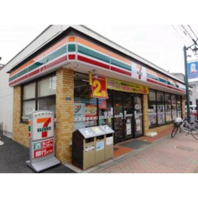 コンビニ「セブンイレブン北区滝野川3丁目店まで228m」