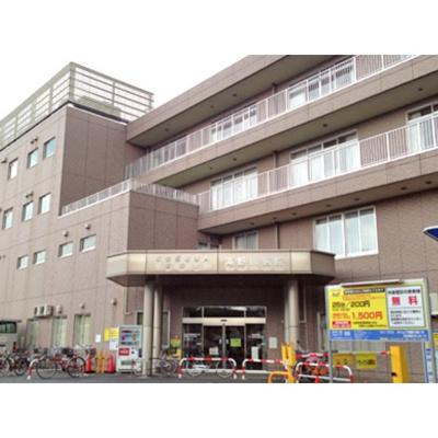 病院「社会福祉法人新栄会滝野川病院まで743m」