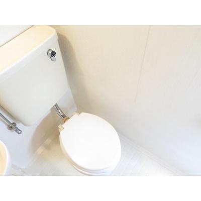 【トイレ】アムス富士見台