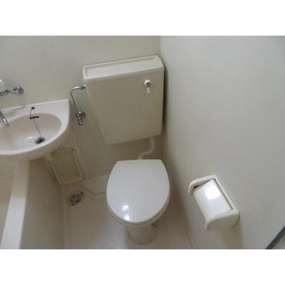 【トイレ】ダイヤモンドレジデンス北大塚