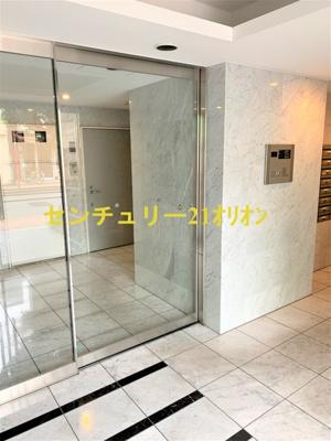 【エントランス】BRAZE(ブライズ)桜台