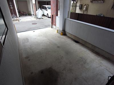 【駐車場】ひまわりコーポ