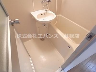 【浴室】キーク末広