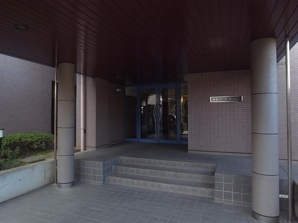 【エントランス】越谷パークホームズ