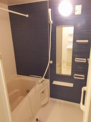【浴室】エヴァーグリーン植野C