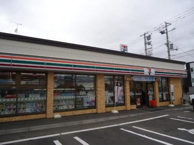 セブンイレブン札幌百合が原店まで467m