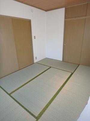 【和室】サン・ドミールA棟