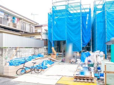 【外観】新築分譲住宅 狭山市水野第30 全2棟(1号棟)
