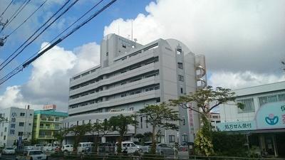 小禄病院まで2100m