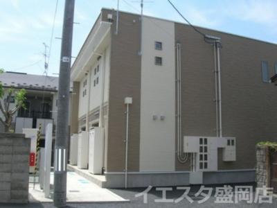 【外観】レオネクスト仙北駅前Ⅱ