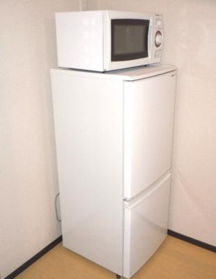 冷蔵庫+電子レンジ