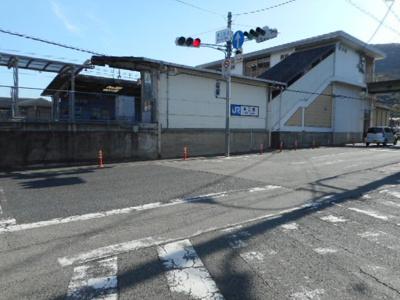 JR黒江駅様まで400m