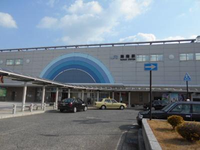 JR海南駅様まで2200m
