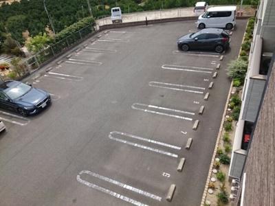 【駐車場】スカイリーフ