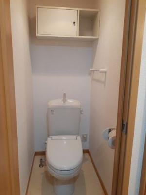 【トイレ】ラ・カサ・デル・スエーニョⅡ