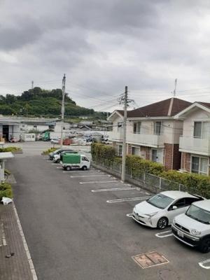 【駐車場】ラ・カサ・デル・スエーニョⅡ