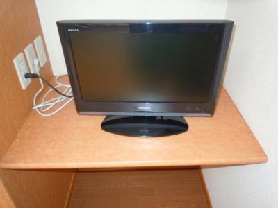 液晶テレビ(お部屋によりブラウン管テレビの場合がございます)