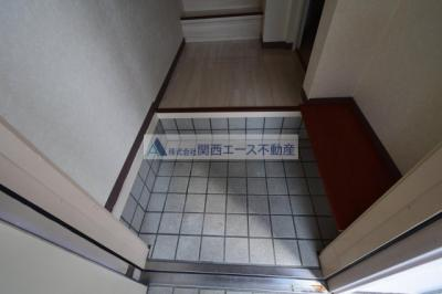 【玄関】ガーデンハウスヒラオカ
