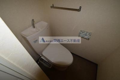 【トイレ】ガーデンハウスヒラオカ