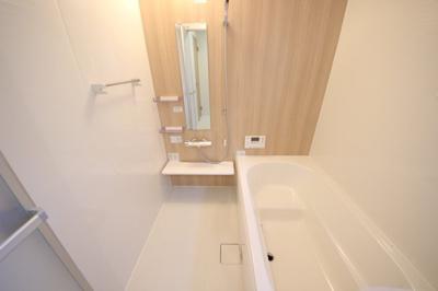 雨の日のお洗濯にも大活躍な浴室換気乾燥機付